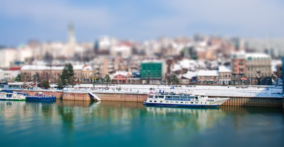 tilt shift with home camera