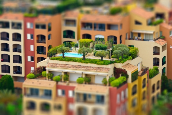 tilt shift plugin
