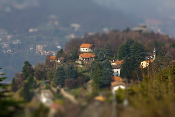 tilt shift pictures